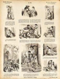 Deutsche Bilderbogen Nr. 153