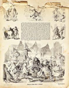 Deutsche Bilderbogen Nr. 182