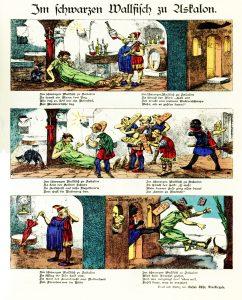 Neuruppiner Bilderbogen Nr. 9625