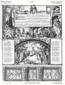 Deutsche Bilderbogen für Jung und Alt Nr. 67
